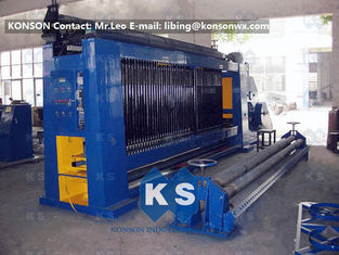 Automatic Higher Efficiency Gabion Production Line Gabion Baskets Making Equipment